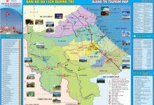 Photo of Bản đồ Du lịch Quảng Trị