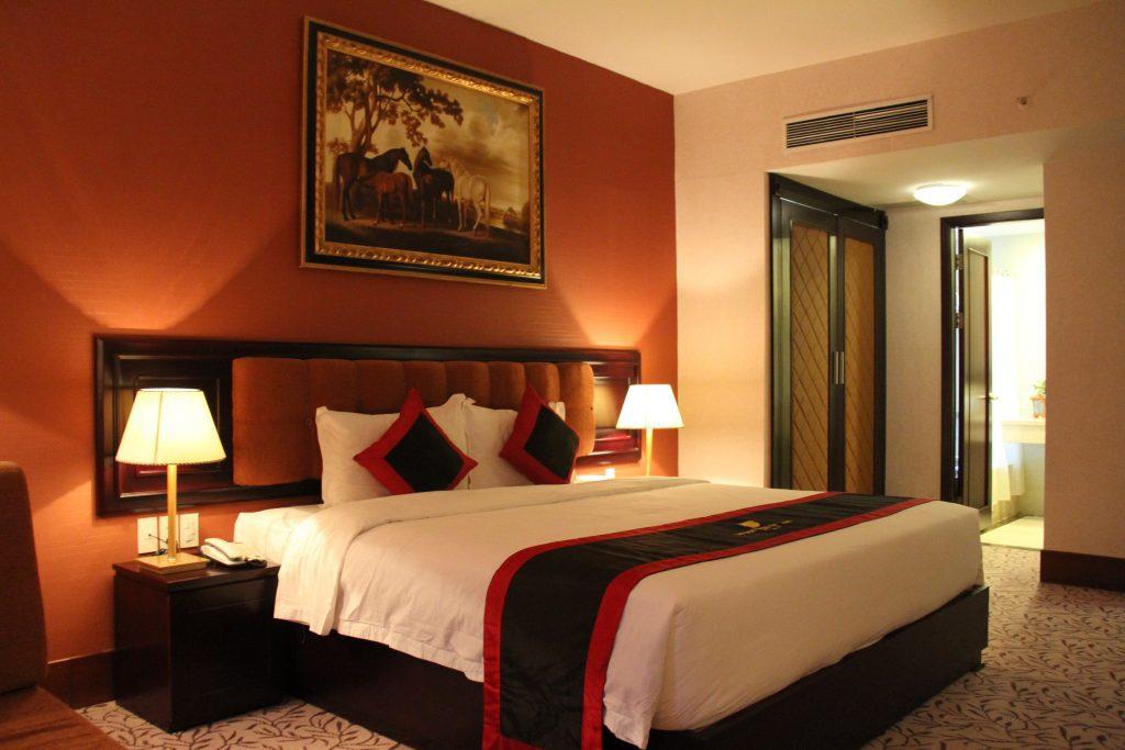 Phòng khách sạn Sài Gòn Đông Hà