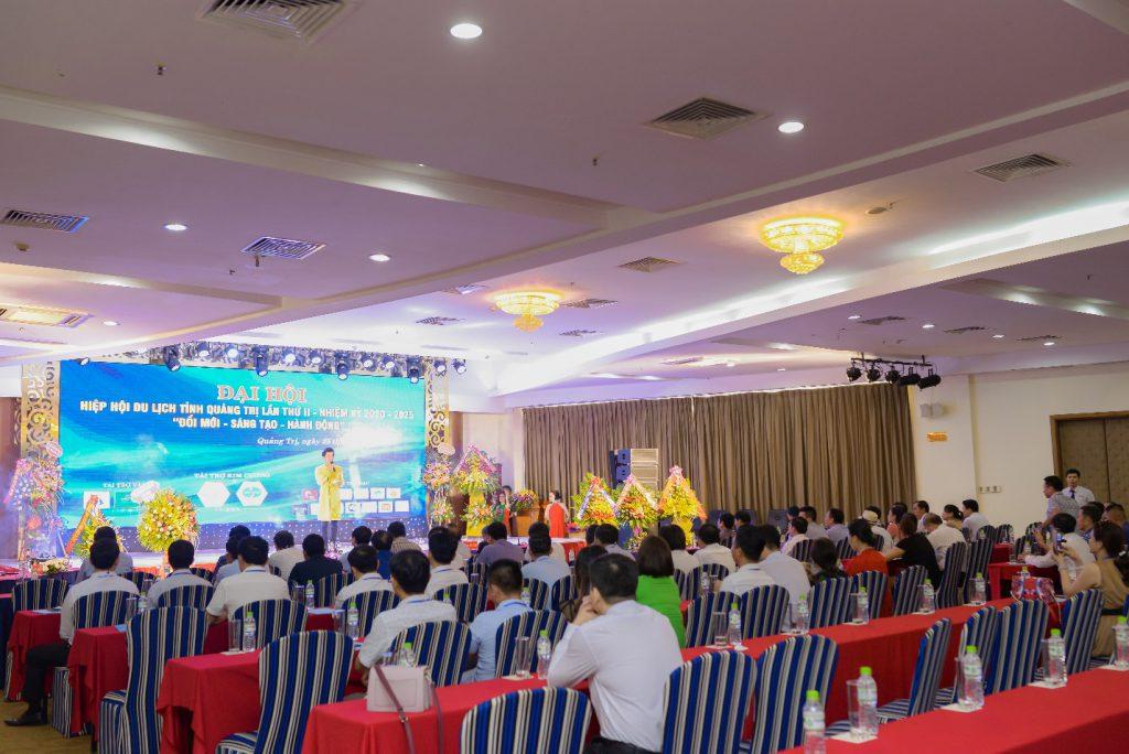 Đại hội Hiệp hội Du lịch Quảng Trị