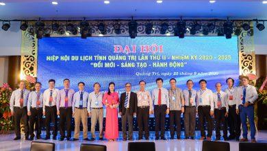 Photo of Hiệp hội Du lịch tỉnh Quảng Trị Đại hội lần thứ II, nhiệm kỳ 2020-2025