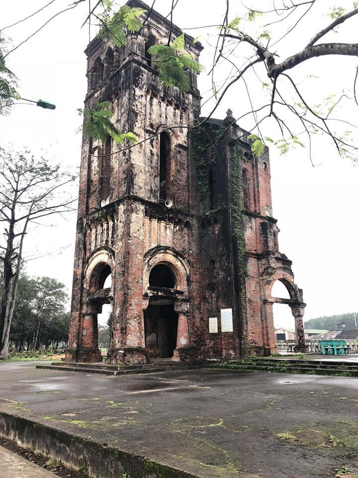 Tháp Cổ La Vang