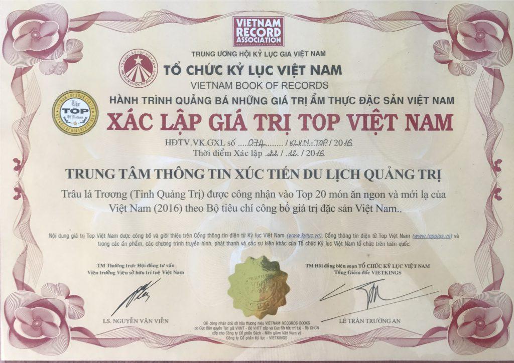 Xác lapah giá trị Top Việt Nam